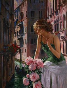 Richard Johnson Painting