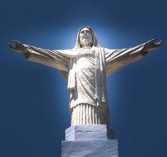 El Cristo de la Iglesia de Paguita - Javier Borges / Caracas - Venezuela