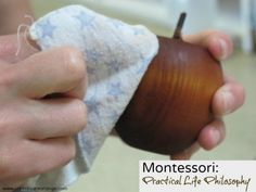 What is Montessori? More On Practical Life