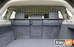 WITH DIVIDER 2005-2010 TRAVALL DOG GUARD FOR FOR FORD FOCUS ESTATE