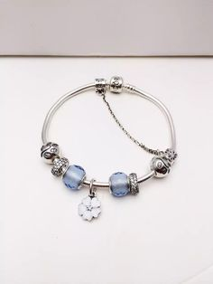 50% OFF!!! $219 Pandora Charm Bracelet. Hot Sale!!! SKU: CB01217 - PANDORA Bracelet Ideas