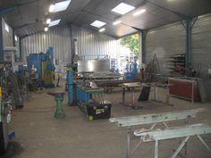 fabrications de portail en charente, portails en acier à angoulême - baney-16