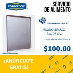 #MobiliarioYequipo #ServicioDeAlimento #Charola www.ferrezone.mx El mercado ferretero de México Anúnciate gratis