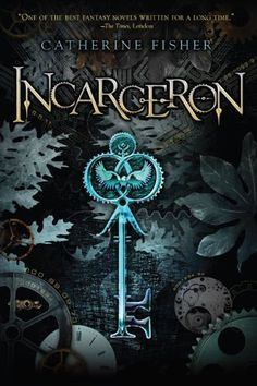Incarceron, by Catherine Fisher. Full of thought-provoking twists.