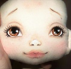 1 million+ Stunning Free Images to Use Anywhere Doll Face Paint, Doll Painting, Homemade Dolls, Fabric Toys, Doll Eyes, Doll Tutorial, Doll Repaint, Waldorf Dolls, Fairy Dolls