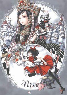 Alice in Wonderland (fairy version)