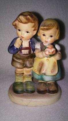 """$50.00  Hummel Figurine """"We Congratulate"""" TMK6  Very good condition,  West Germany in Port Orchard, WA"""