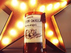 #velasdesoja #vela #soywaxcandles #homemade #hechoamano #hechoencasa #baires #vendo #jazmin. #vintage #garage #diy   Esta deliciosa vela está inspirada en mi madre que ama la flor de jazmín! Cute Candles, Candle Jars, Diy, Home Made, Hand Made, Soy Candles, Flowers, Candle Mason Jars, Bricolage
