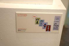 """La Famiglia"" Joaquín Secall. Exposición ""The Pop-Up Royal Academy / The Shop"" Real Academia de Bellas Artes de San Fernando. Madrid #arte #artecontemporáneo #arteespañol https://twitter.com/arterecord"