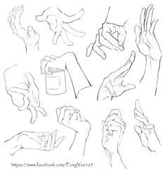 hands part4 by 69XuXu69.deviantart.com on @DeviantArt