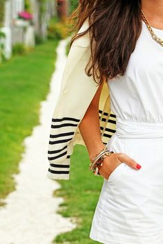 Classy Girls Wear Pearls: 'Sconset Bluffs
