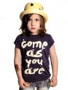 Rock Your Kid Come As Your Are TShirt