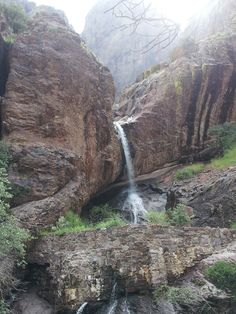 Dripping Springs near Las Cruces, NM Photo Credit Daniel Sambrano