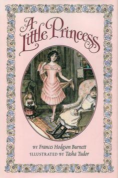 A Little Princess by Frances Hodgson Burnett Tasha Tudor SMC I Love Books, Used Books, My Books, Strong Female Characters, Summer Reading Lists, Art Original, Vintage Children's Books, Book Girl, Book Lovers
