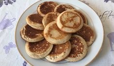 Pancakes, Food And Drink, Breakfast, Sweet, Recipes, Breads, Bakken, Morning Coffee, Candy