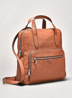 #Fossil Riley Back Pack