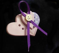 Awareness Button Brooches by Mspiration on Etsy, $5.00