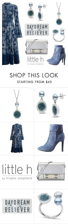 """Believer by Little h Jewelry"" by littlehjewelry ❤ liked on Polyvore featuring Erdem, Hot Kiss and Proenza Schouler"