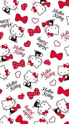 Wallpaper da Hello Kitty