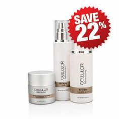 The Cellular Laboratories Value Kit is ideal for those ages 31 and older with normal to dry skin types and offers over 20 percent in retail savings co