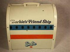 Sweet...oh I loved my Barbie stuff!