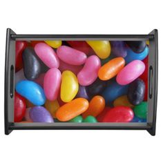 Jelly Bean Serving Tray