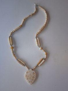 1 Halskette aus Indien Kette Schmuck Hippie Goa Nr.14 neu Folkloreschmuck Ethno