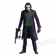 """Dc #comics collectible the joker #action #figure 7"""" neca toys no box,  View more on the LINK: http://www.zeppy.io/product/gb/2/291822448206/"""
