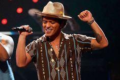 Bruno Mars no Super Bowl 2016