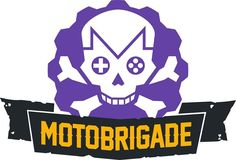 Here it is Brigade! The logo has been chosen  #jointhebrigade #supportsmallstreams #supportsmallstreamers #bearebel #twitch #twitchtv #streetfighter #motorcyclegamer #moto #motorcycle #motobrigade  #videogames #streamer #channelart #art #graphics #graphicdesign #gamer #skullandcrossbones