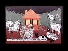O chytrých zvířátkách a zlých loupežnících Audio pohádka - YouTube Youtube, Moose Art, Audio, Animals, Animales, Animaux, Animal, Animais, Youtubers