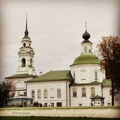 Have a nice day !!! Kostroma. Кострома. Спасо-Запрудненский монастырь. Первый монастырь Костромы - основан в 13 веке по приказу князя…
