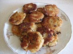 Placičky z červené čočky a kuskusu (fotorecept) - Recept Quinoa, Ethnic Recipes