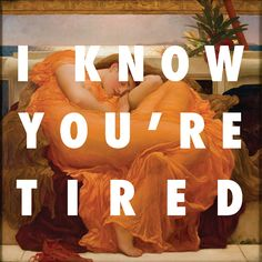 Flaming June isn't leaving this party with nobody to love Flaming June (1895), Sir Frederic Leighton / Bound2, Kanye West