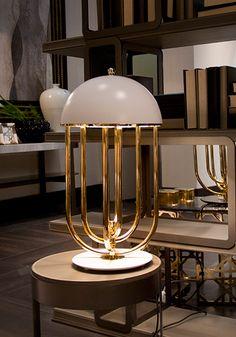 tina turner unique sideboard art deco lamp