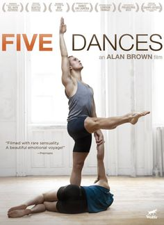 The classic tale of finding success and romance in the big city is given a contemporary, and unconventional, spin in Alan Brown's new film Five Dances. Collaborating with internationally renowned choreographer Jonah Bokaer, Brown has taken five gifted New York dancers, and fashioned a story.  Drama, Not Rated, 83 min.http://ccsp.ent.sirsi.net/client/hppl/search/results?qu=five+dances+luplau&te=&lm=HPLIBRARY&dt=list