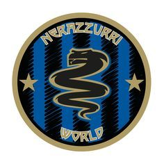 The all new official logo of www.NerazzurriWorld.com