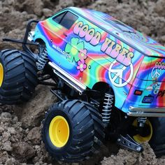 Check out our range of skins for the tamiya lunchbox radio controlled monster truck! Gmc Vans, Rc Cars And Trucks, Pretty Cars, Sticker Bomb, Limousine, Old Skool, Radio Control, Tamiya, Back In The Day