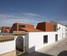 Professional Cooking School in Ancient Slaughterhouse / Sol89 / Medina-Sidonia, Cádiz, Spain
