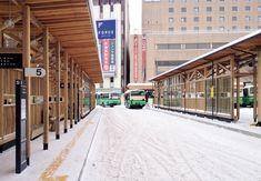 bus terminal [Akita Station west exit bus terminal] | 歷届獲獎產品 | Good Design Award