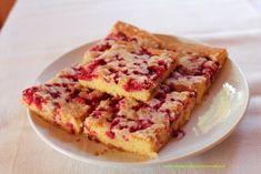 Gluteenitonta leivontaa: Puolukkapiirakka (pellillinen)