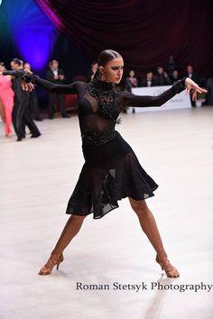 What a great dress! #myballroomboutique #ballroomdance