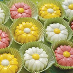 Cookie Molds - Chocolate Covered Oreos Daisy Mold from Fancy Flours