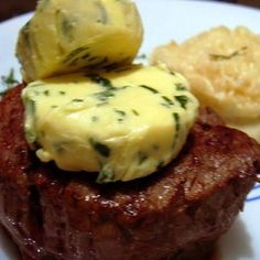 Filet Mignon au Camembert