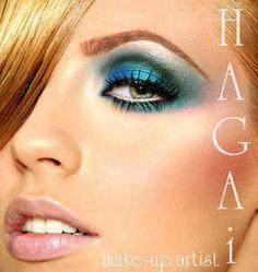 hagai avdar makeup artist - Buscar con Google