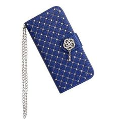 Crystal bling diamond case for i Phone i housing Iphone 5 6, Apple Iphone 5, 5s Cases, Card Wallet, Leather Wallet, Cell Phone Accessories, Pouch, Bling, Crystals