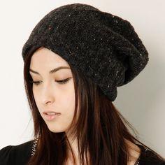 帽子(ネップロングワッチ)【リバーシブル】   2オンス(2oz)   ファッション通販 マルイウェブチャネル[WW460-661-21-01 拡大画像]