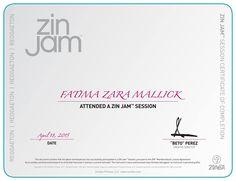 Fatima Zara Mallick of FZM BOUTIQUE FITNESS is a certified Zumba Instructor Network-ZIN  #fzm #fatimazaramallick #boutiquefitness #fzmstyle #personaltrainer #karachi #bootcamps #personaltraining #crossfit #zumba #piloxing #kickboxing #pilates #barre #aquazumba #insanity #dancefitness #zumbastep #weights #bodysculpt #yogalates #ballet #gymnastics #calisthenics #zumbaqueen