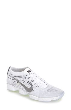 Nike 'Flyknit Zoom' Agility Training Shoe (Women) available at #Nordstrom