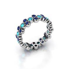 Victoria ring - Ontwerp je eigen ring online - DiamondsbyMe